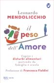 Il peso dell'amore Book Cover