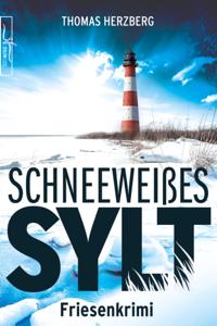 Schneeweißes Sylt Buch-Cover