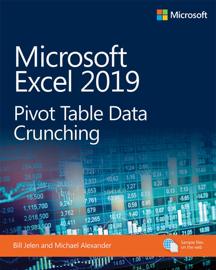 Microsoft Excel 2019 Pivot Table Data Crunching Jelen/Alexande