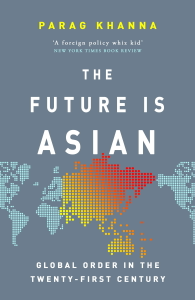 The Future Is Asian Libro Cover