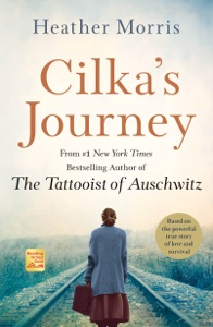Cilka's Journey Book Cover