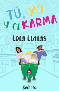 Tú, yo y el karma Book Cover