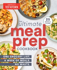 The Ultimate Meal-Prep Cookbook Book Cover