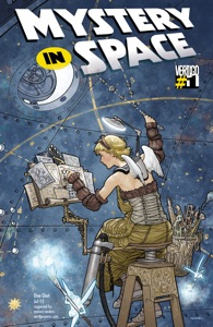 Mystery in Space (2012-) #1