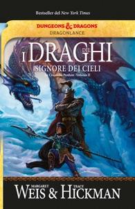 I draghi del signore dei cieli Book Cover