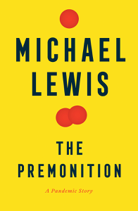 The Premonition: A Pandemic Story Book Cover