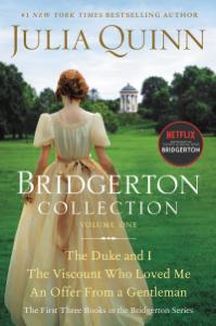 Bridgerton Collection Volume 1 Book Cover