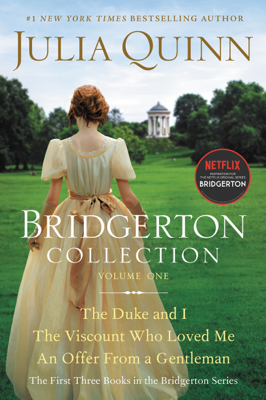 Julia Quinn - Bridgerton Collection Volume 1 book