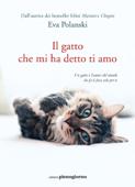 Il gatto che mi ha detto ti amo Book Cover