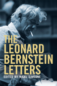 The Leonard Bernstein Letters Book Cover