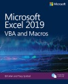 Microsoft Excel 2019 VBA And Macros 1e