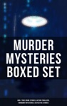 MURDER MYSTERIES Boxed Set 880 True Crime Stories Action Thrillers Whodunit Mysteries  Detective Stories