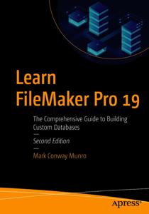 Learn FileMaker Pro 19 Copertina del libro