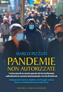 Pandemie non autorizzate Book Cover