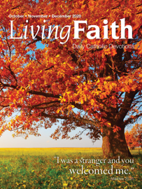 Living Faith October, November, December 2020