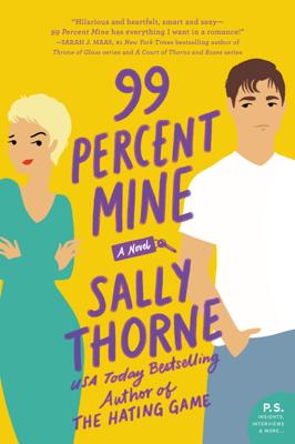 Sally Thorne - 99 Percent Mine book