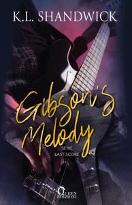 Gibson's Melody di KL Shandwick Copertina del libro