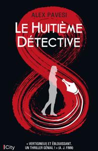Le huitième détective Couverture de livre