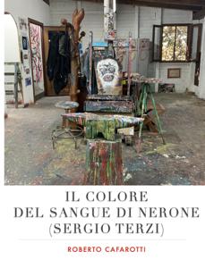 Il colore del sangue di Nerone (Sergio Terzi) Libro Cover