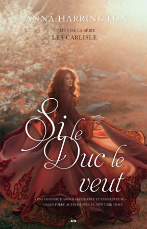 Si le duc le veut - Anna Harrington