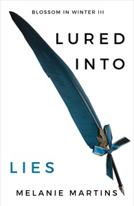 Lured into Lies Book Cover