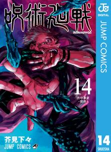 呪術廻戦 14 Book Cover