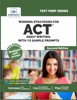 Winning Strategies For ACT Essay Writing: With 15 Sample Prompts (Second Edition) (Test Prep Series)
