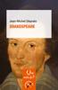 Jean-Michel Déprats - Shakespeare Grafik