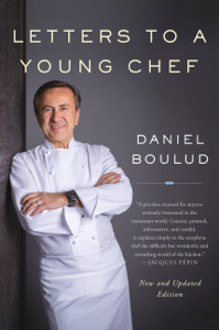 Letters to a Young Chef Book Cover