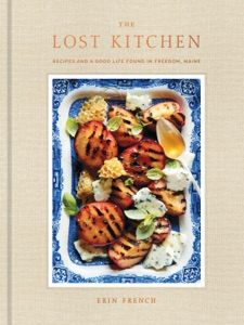 The Lost Kitchen by Erin French Book Cover
