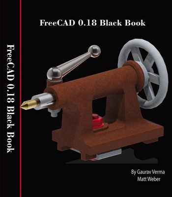 FreeCAD 0.18 Black Book