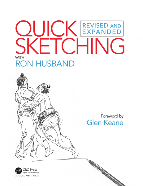 Quick Sketching with Ron Husband