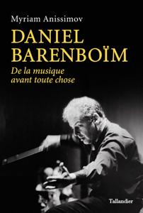 Daniel Barenboïm La couverture du livre martien