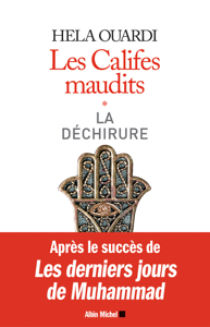 Les Califes maudits La couverture du livre martien