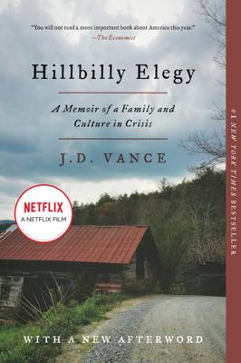 J. D. Vance - Hillbilly Elegy book