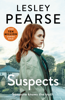 Lesley Pearse - Suspects artwork