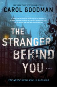 The Stranger Behind You Boekomslag