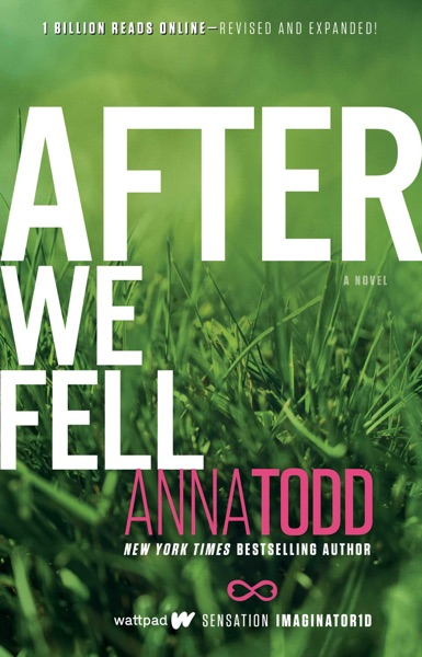 After We Fell - Anna Todd book cover
