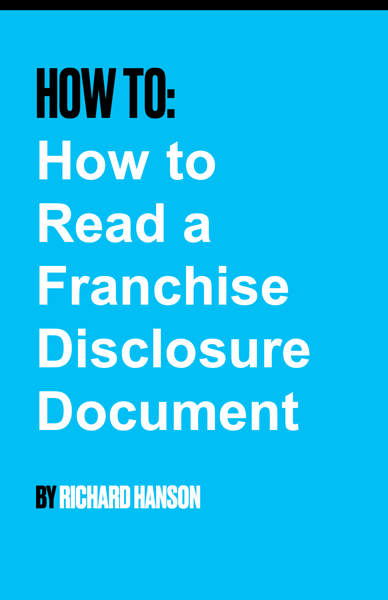 How To Read A Franchise Disclosure Document