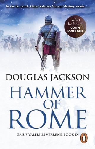 Douglas Jackson - Hammer of Rome