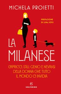 La Milanese Copertina del libro