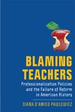 Blaming Teachers