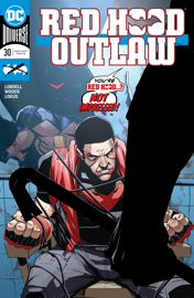 Red Hood: Outlaw (2016-) #30 book