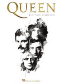 Queen - Easy Piano Collection Book Cover