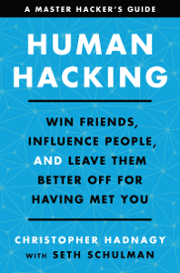 Human Hacking Buch-Cover