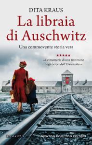 La libraia di Auschwitz Copertina del libro