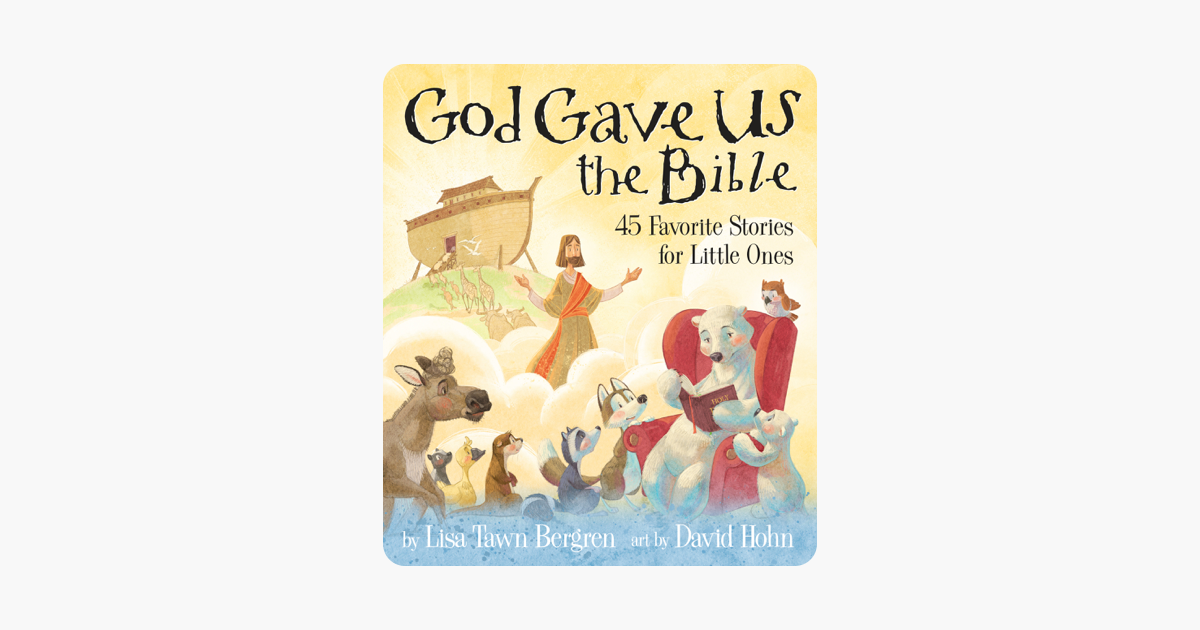 God Gave Us the Bible on Apple Books