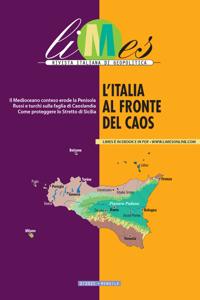 L'Italia al fronte del caos Libro Cover
