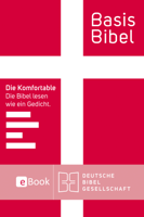 Deutsche Bibelgesellschaft - BasisBibel. Die Komfortable. eBook artwork