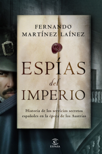 Espías del imperio Book Cover